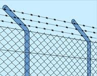 Systémy s ochrannými prvky nad sítí (Bavolet)